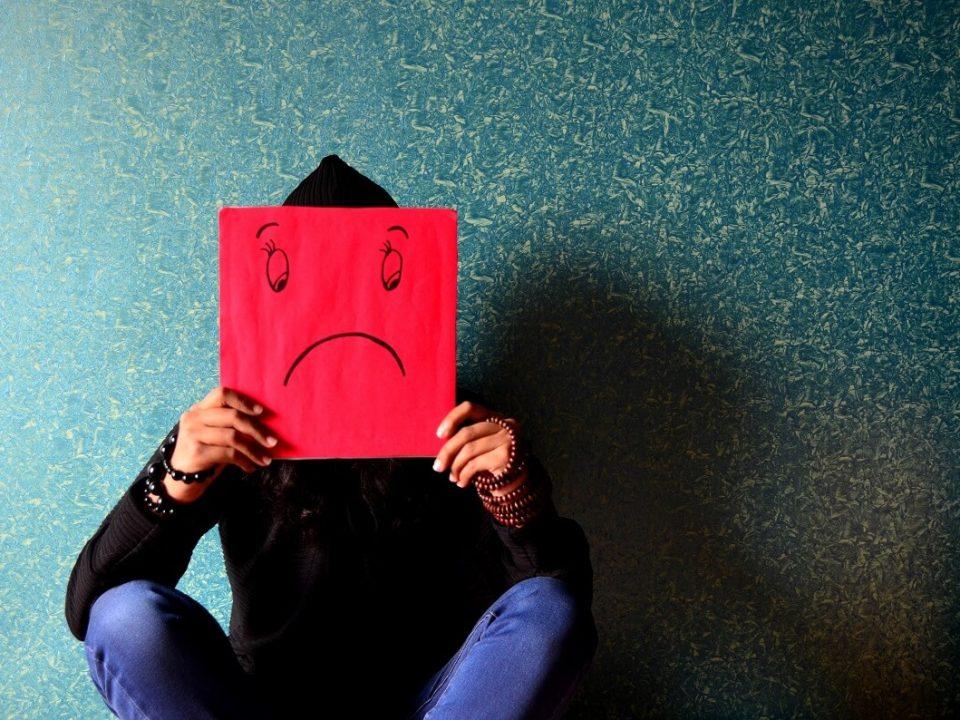 pessoa que precisa aprender como ansiedade e nervosismo